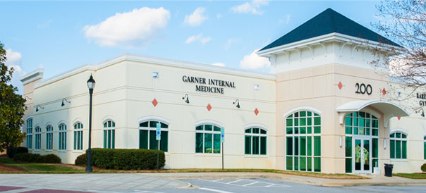 Garner Internal Medicine Building in Garner, NC 27529